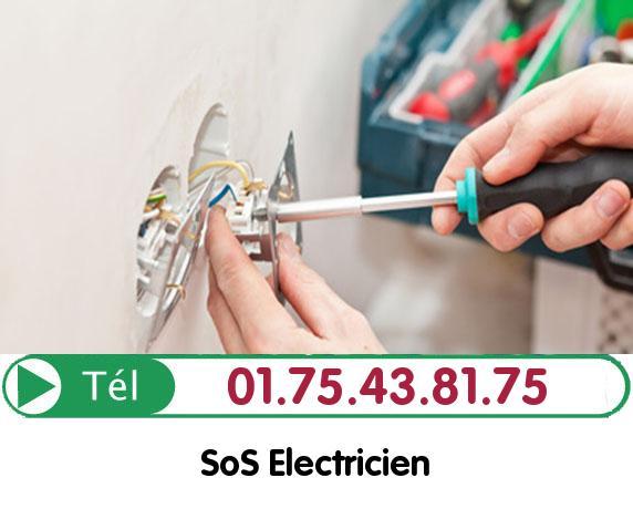 Depannage Electricien Aulnay sous Bois 93600