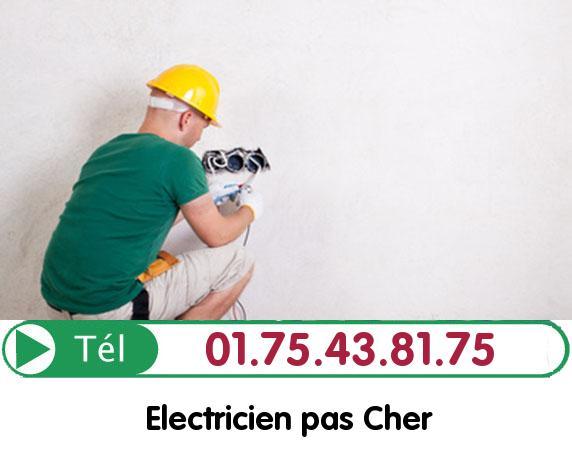 Depannage Electricien Cregy les Meaux 77124