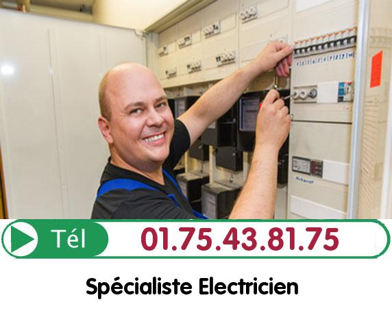 Depannage Electricien Fontenay Tresigny 77610