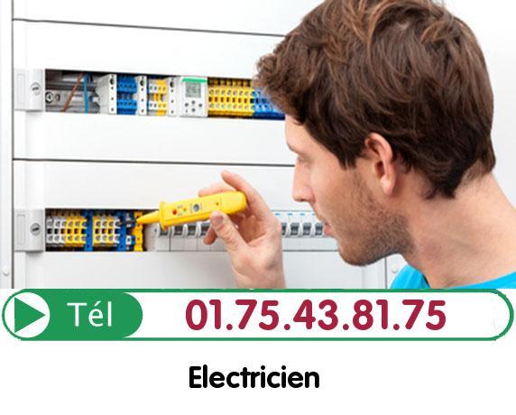 Depannage Electricien Meaux 77100