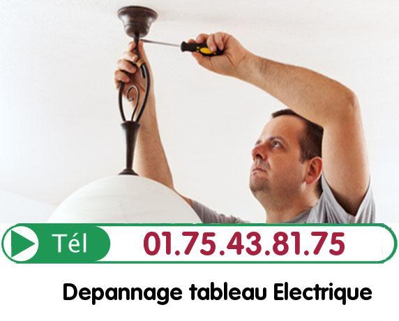 Depannage Electricien Saint Witz 95470