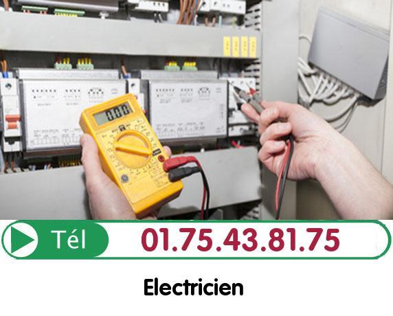 Depannage Electricien Villeneuve la Garenne 92390