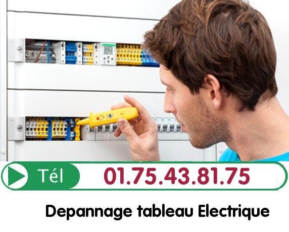 Depannage Tableau Electrique Chantilly 60500