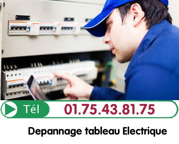Depannage Tableau Electrique Etrechy 91580