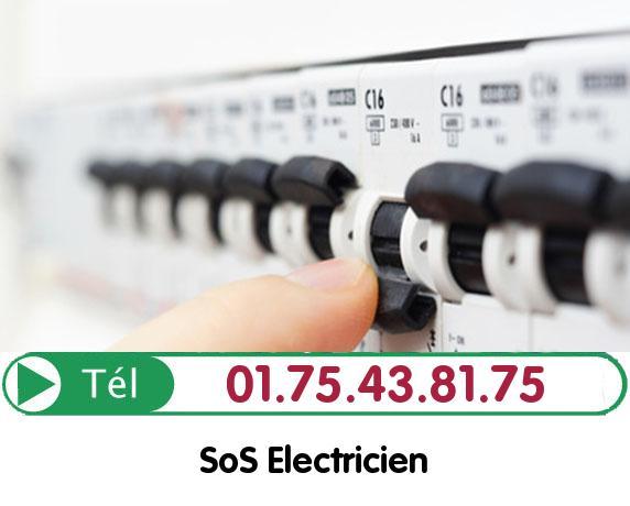 Depannage Tableau Electrique Le Coudray Montceaux 91830