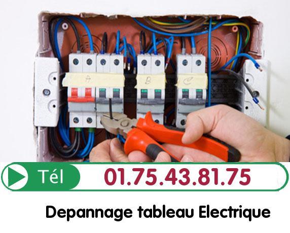 Depannage Tableau Electrique Montmorency 95160