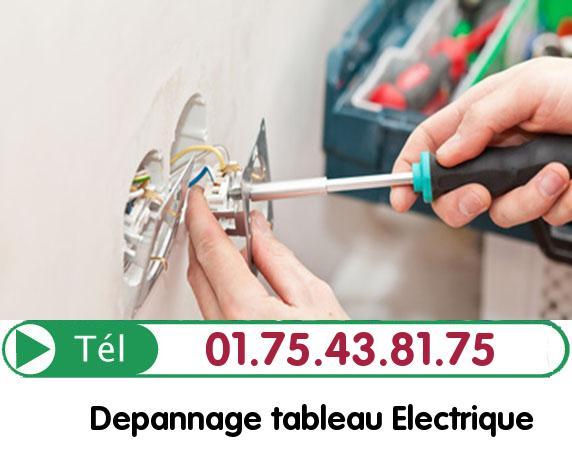 Depannage Tableau Electrique Saint Arnoult en Yvelines 78730
