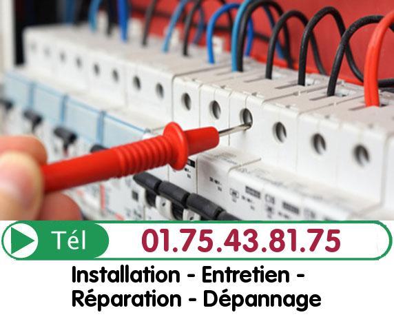 Depannage Tableau Electrique Tremblay en France 93290