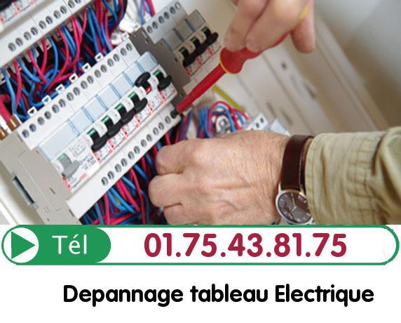 Depannage Tableau Electrique Vaires sur Marne 77360