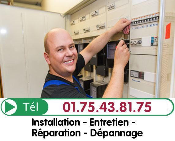 Depannage Tableau Electrique Vert Saint Denis 77240