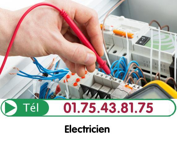 Electricien Beaumont sur Oise 95260