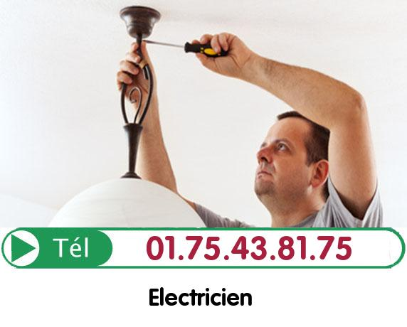Electricien Coubron 93470