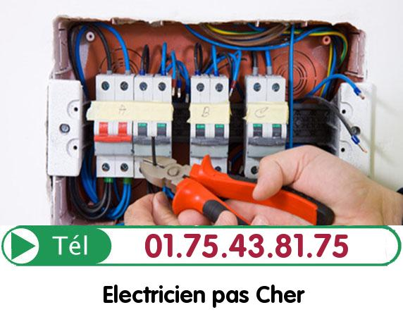 Electricien Margency 95580