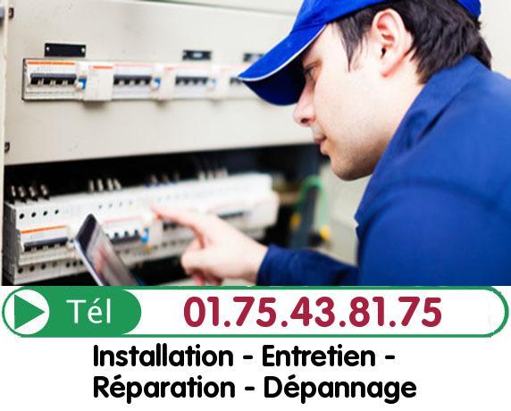 Installation électrique Cregy les Meaux 77124