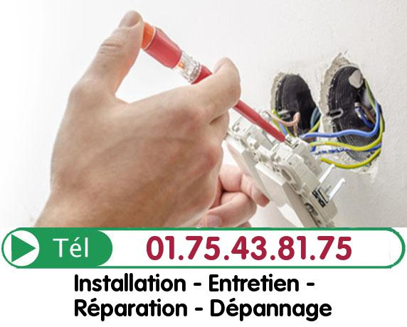 Installation électrique Frepillon 95740