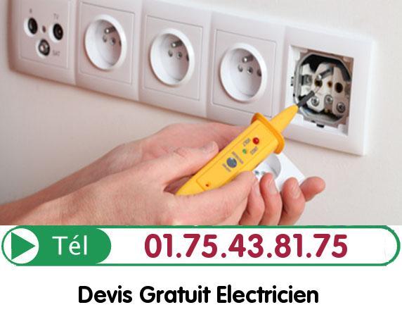 Installation électrique Nandy 77176