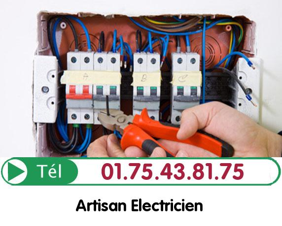 Installation électrique Saint Cloud 92210