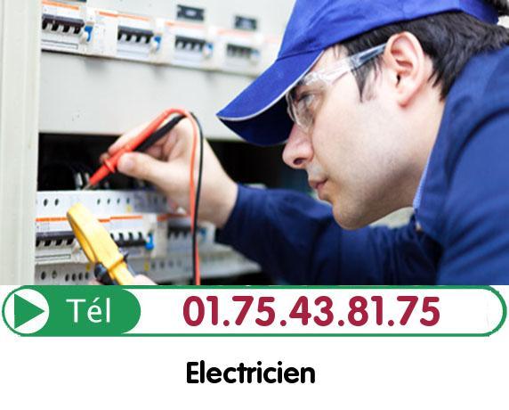 Installation électrique Saint Witz 95470