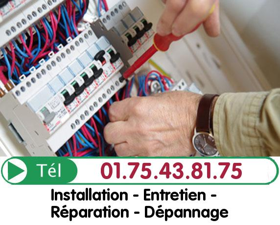 Installation électrique Vaujours 93410