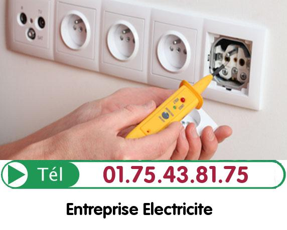 Installation électrique Vaux sur Seine 78740