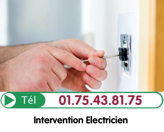 Recherche de panne électrique Andilly 95580
