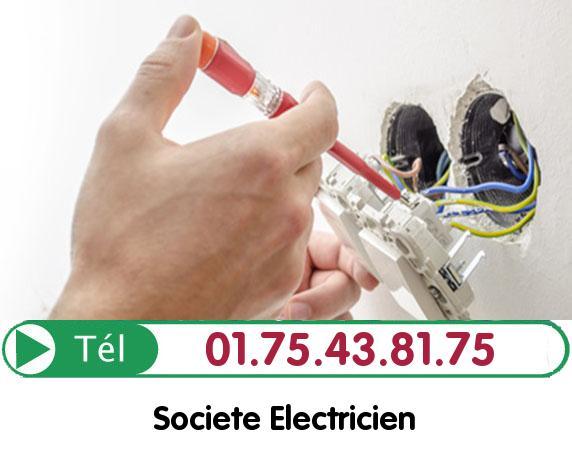 Recherche de panne électrique Angerville 91670