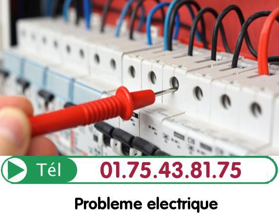 Recherche de panne électrique Arpajon 91290