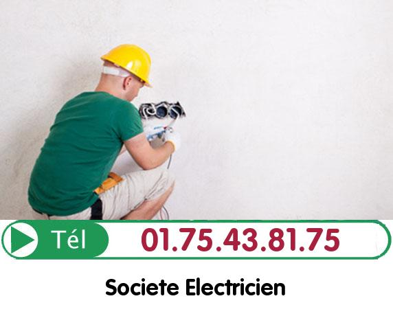 Recherche de panne électrique Ballancourt sur Essonne 91610
