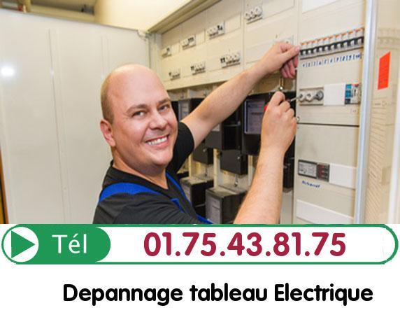 Recherche de panne électrique Beauchamp 95250