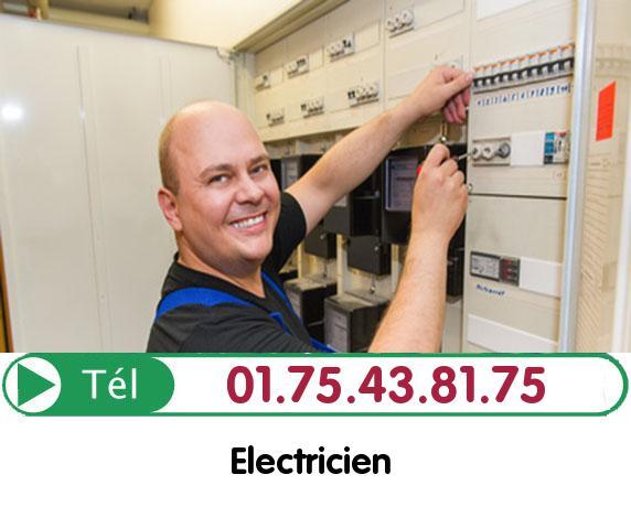 Recherche de panne électrique Bernes sur Oise 95340