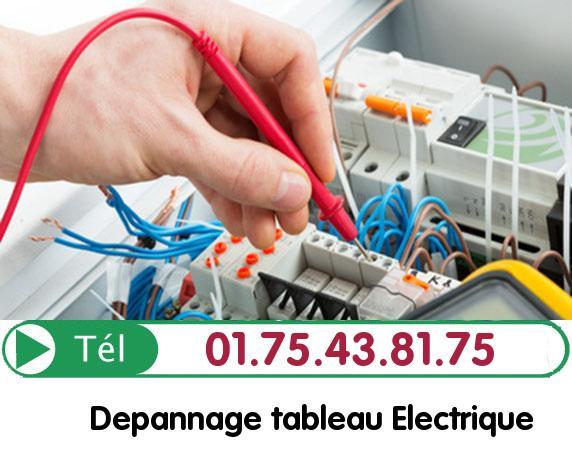 Recherche de panne électrique Bessancourt 95550
