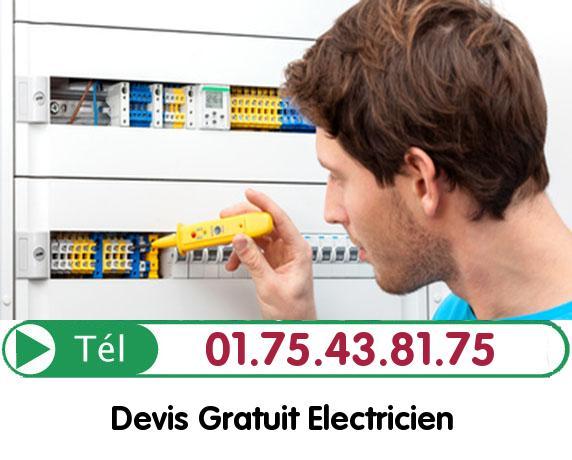 Recherche de panne électrique Bobigny 93000