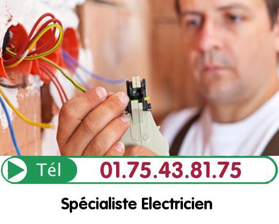 Recherche de panne électrique Chevreuse 78460