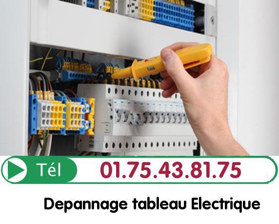 Recherche de panne électrique Colombes 92700
