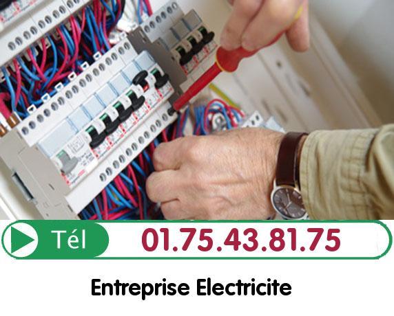Recherche de panne électrique Courtry 77181