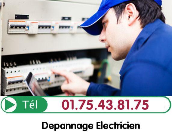 Recherche de panne électrique Crecy la Chapelle 77580