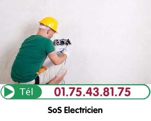 Recherche de panne électrique Crosne 91560