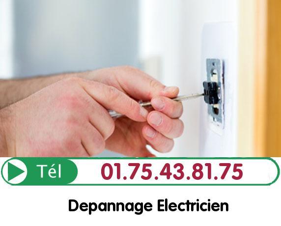 Recherche de panne électrique Dammarie les Lys 77190