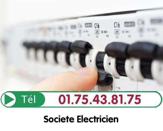 Recherche de panne électrique Domont 95330