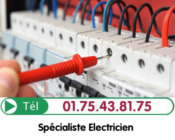 Recherche de panne électrique Esbly 77450