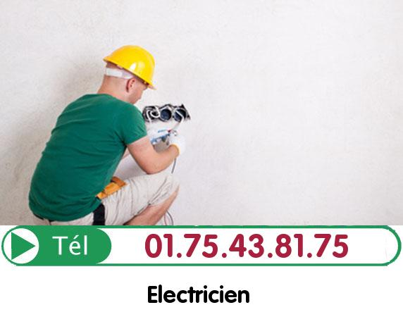 Recherche de panne électrique Fourqueux 78112
