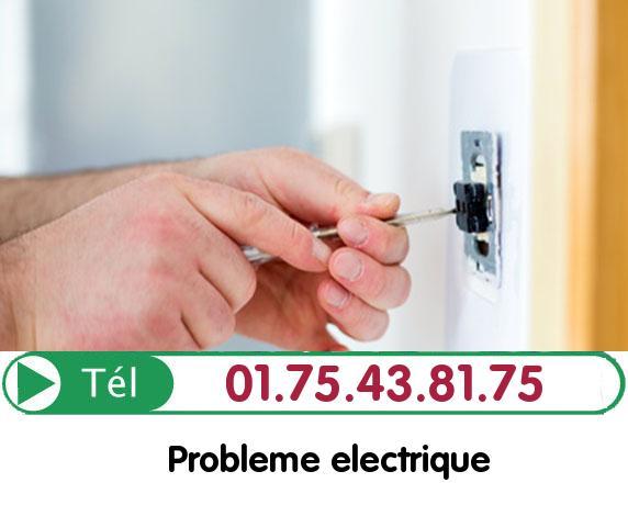 Recherche de panne électrique Franconville 95130