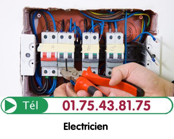 Recherche de panne électrique Garches 92380
