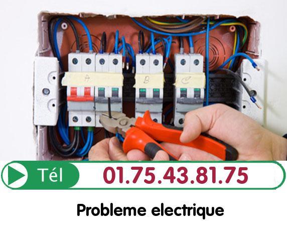 Recherche de panne électrique Gennevilliers 92230