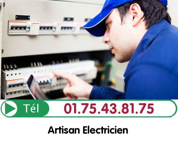 Recherche de panne électrique Groslay 95410