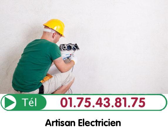 Recherche de panne électrique Juziers 78820