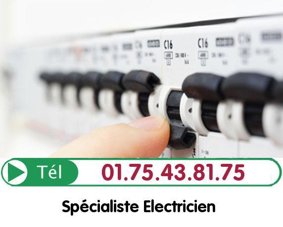 Recherche de panne électrique L etang la Ville 78620