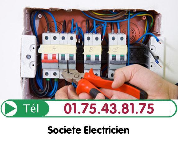 Recherche de panne électrique Le Coudray Montceaux 91830