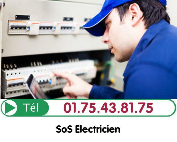 Recherche de panne électrique Le Pre Saint Gervais 93310