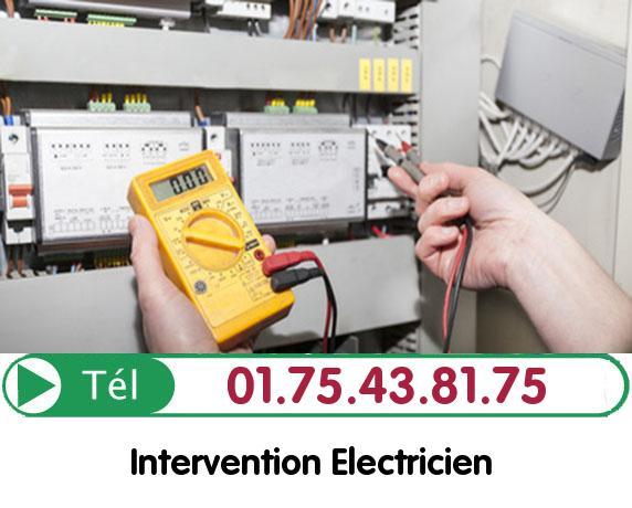 Recherche de panne électrique Margency 95580
